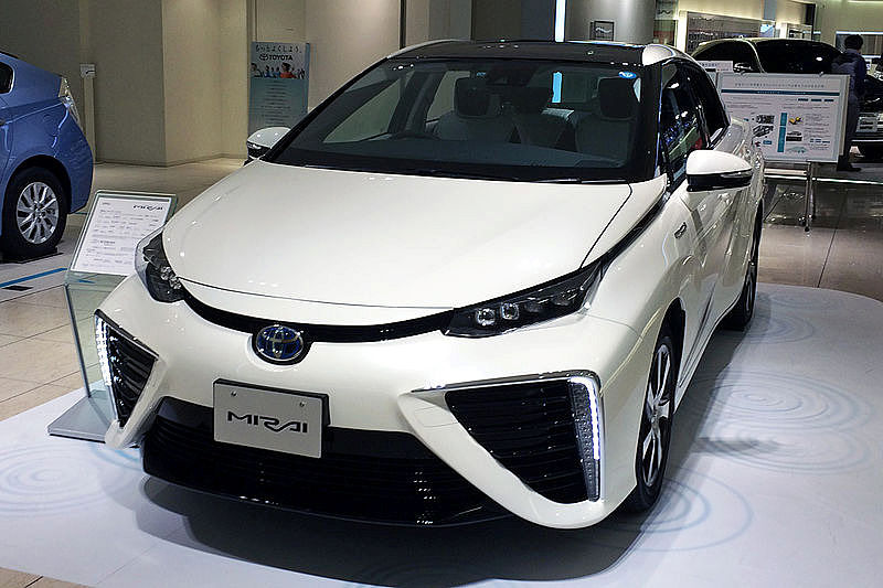 Why the Toyota Mirai is so Important